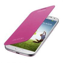 Comprar Acessórios Galaxy S4 i9500 - Flip Case Samsung Galaxy S4 Pink EF-FI950BPEGWW