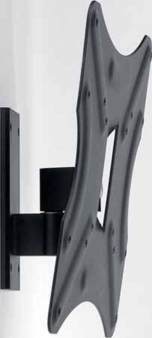 Comprar Suporte LCD/Plasma/TFT - Napofix Suporte LCD 14´´ a 32´´ Inclinavel (Preto)
