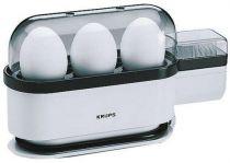 Cuoci uova - Cuoci uova Krups F234-70 Bianco Ovomat Trio