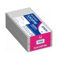 Consumabili POS - Epson Cartucce de tinta TM-C3500 Magenta (SJIC22P)