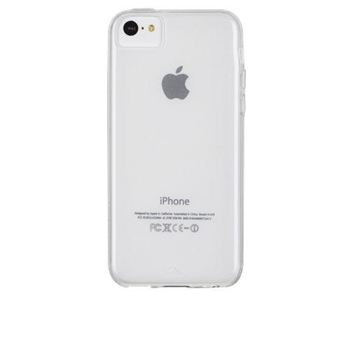 Case-mate Gelli per Apple iPhone 5c Clear