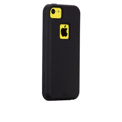 Case-Mate Tough per Apple iPhone 5c Nero