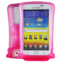 Bolsas Universais - Bolsa Estanque Dicapac WP-C2 Rosa Samsung Galaxy Note