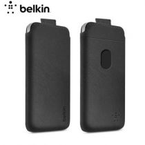 Accessori Apple iPhone 5C - Belkin F8W377B1C00 Pocket Case Apple iPhone 5C black