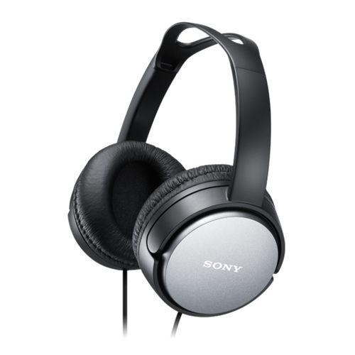 Sony MDR-XD150B - Auscultadores Hi-Fi + diafragma de 40 mm +