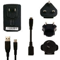 Comprar Carregadores Blackberry - Kit Carregador Viagem  Blackberry ASY-06338-003