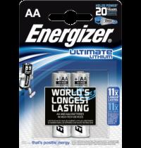 Revenda Pilhas - Pilhas 1x4 Energizer Lithium Digital Mignon AA