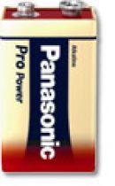 Revenda Pilhas - Pilhas 1 Panasonic Pro Power 6 LR61 9V block
