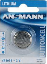 Revenda Pilhas - Pilhas Ansmann CR2032