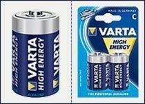 Batterie - Batterie 1x2 Varta High Energy Baby C LR14