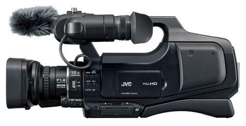Câmara vídeo JVC GY-HM70E Professional