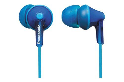 Comprar  - Auscultadores Panasonic RP-HJE125 E-A azul Outdoor