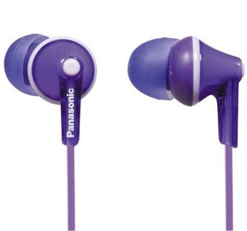 Comprar  - Auscultadores Panasonic RP-HJE125 E-V purple Outdoor