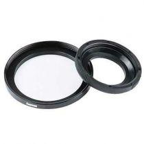 Revenda Adaptadores para filtros - Hama Filtro Adaptador Ring Lens 49 para Fil. 62 14962