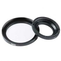 Anelli adattatori - Hama Filter Adattatori Ring Lens 58 per Fil. 72 15872