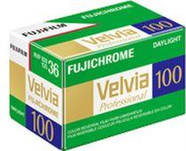 Revenda Filmes diapositivos - 1 Fujifilm Velvia 100 135/36 New
