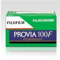 Pellicole Dia - 1 Fujifilm Provia 100 F 4x5 New