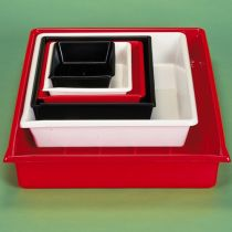 Accessori di laboratorio - Kaiser Developing Tray 24x30 Bianco 4166