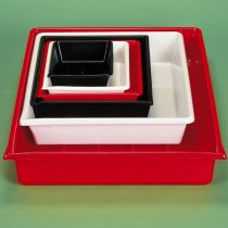 Accessori di laboratorio - Kaiser Developing Tray 30x40 Rosso 4173
