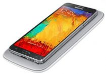 Accessori Galaxy Note 3  - Samsung EP-WN900EWEG Inductive Charging Set Galaxy Note 3