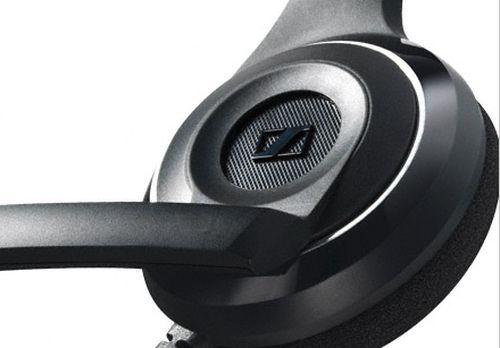 Sennheiser PC 7 USB - Auscultadores - externo