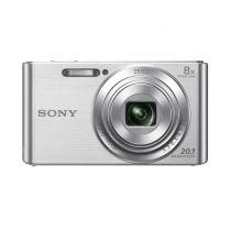 Revenda Camaras Digitais Sony - Sony DSC-W830S prata
