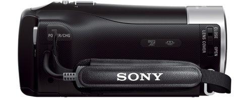 Câmara vídeo Sony HDR-CX240EB preto