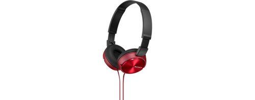 Auscultadores Sony MDR-ZX310APR vermelho Outdoor
