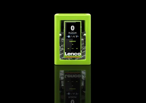 Leitor MP4 Lenco Xemio 760 BT 8GB verde
