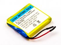 Revenda Bateria para GPS - Bateria Garmin forerunner 205, forerunner 305