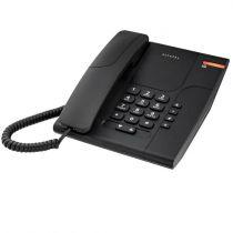 Comprar Telefones Fixos Analógicos - TELEFONE ALCATEL TEMPORIS 180 PRETO