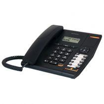 Comprar Telefones Fixos Analógicos - TELEFONE ALCATEL TEMPORIS 580 PRETO