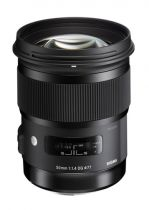 Obiettivi Canon - Obiettivo Sigma 1,4/50 DG HSM C/AF