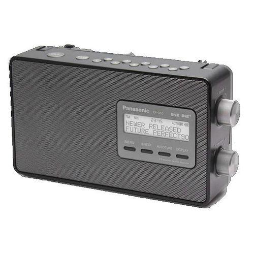 Comprar  - Radio Panasonic RF-D10 EG-K preto