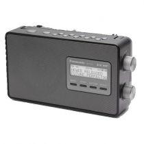 Comprar Rádios / Recetores Mundiais - Radio Panasonic RF-D10 EG-K preto