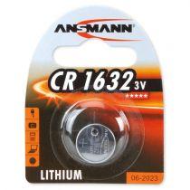 Revenda Pilhas - Pilhas Ansmann CR1632