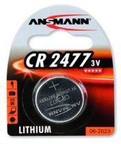 Batterie - Batterie Ansmann CR2477