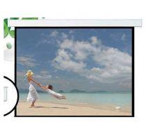 Comprar Tela Projecção - Napofix Tela de suspensão Elétrica 120´´, dimensão tela: 248