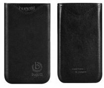 Accessori Galaxy S5 G900 - Custodia bugatti SlimFit Samsung Galaxy S5  black