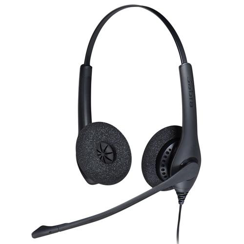 Auricular Jabra BIZ 1500 Duo conector qd