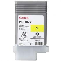 Cartucce stampanti Canon - CANON Cartucce Giallo PFI-102 IPF500/600/700/750