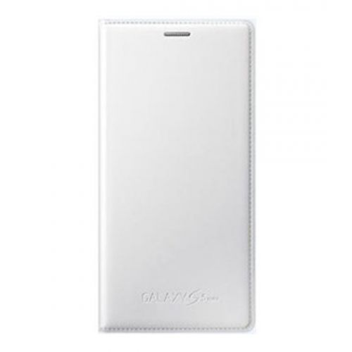 Comprar  - Capa tipo livro Galaxy S5 mini Samsung Flip Samsung Metallic Branco