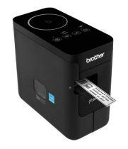 Stampanti a trasferimento termico - Brother P-TOUCH PT-P750W - Rotuladora: Fitas Tze de 3.5,6,9,