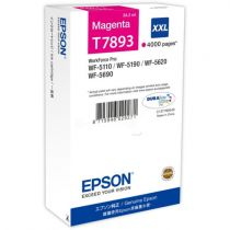 Cartucce stampanti Epson - EPSON Cartucce MAGENTA  XXL 4000p WF-5xxx
