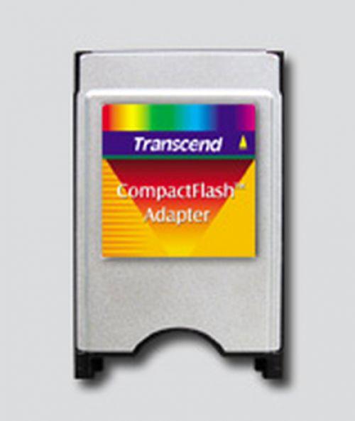 Comprar Leitores Cartões - Transcend CF to PCMCIA Adapter