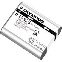 Revenda Bateria para Olympus - Bateria Olympus LI-92B Rechargeable Li-Ion Bateria