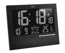 Revenda Relógios/Despertadores - Despertador TFA 60.4508 Radio Relógio Pared