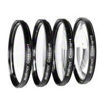 Revenda Filtros Walimex - Filtro walimex Close up Macro Lens Set 58 mm
