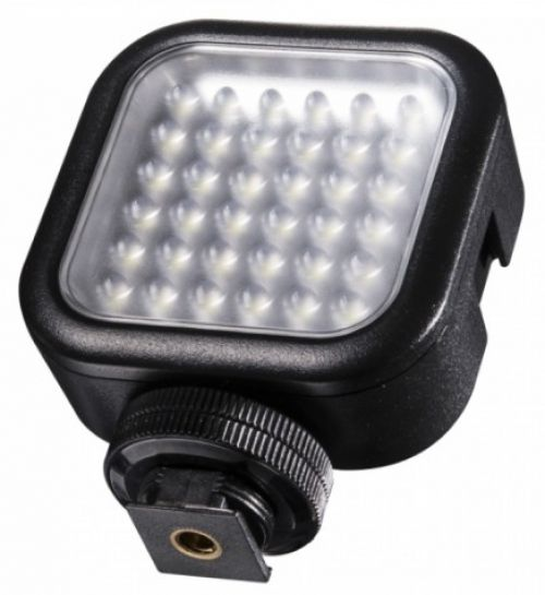 Comprar  - Flash Video walimex pro LED Video Light 36 dimmable