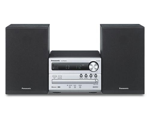 Comprar  - Mini Hifi Panasonic SC-PM250EG-S prata